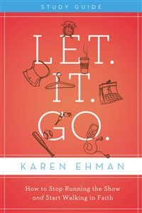 Let. It. Go. Study Guide - ISBN: 9780310684541