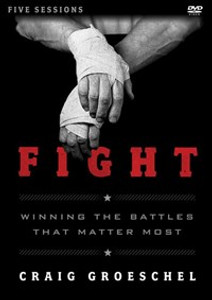 Fight Study Guide with DVD - ISBN: 9780310697015