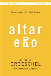 Altar Ego Study Guide - ISBN: 9780310894940