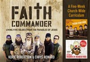 Faith Commander Church-Wide Curriculum Kit - ISBN: 9780310820307