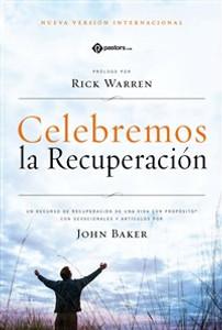 Biblia Celebremos la recuperación - NVI - ISBN: 9780829766844