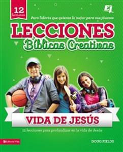 Lecciones bíblicas creativas: de la vida de Jesús - ISBN: 9780829736717