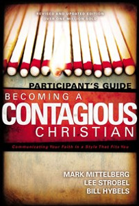 Becoming a Contagious Christian Participant's Guide - ISBN: 9780310257875