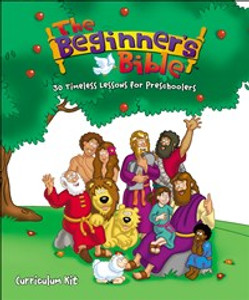 The Beginner's Bible Curriculum Kit - ISBN: 9780310820130