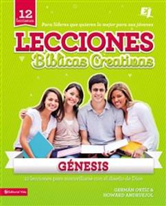 Lecciones Bíblicas Creativas: Génesis - ISBN: 9780829765977