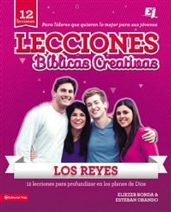 Lecciones Bíblicas Creativas: Los Reyes - ISBN: 9780829765953