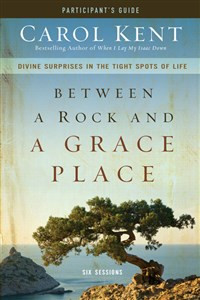 Between a Rock and a Grace Place Participant's Guide with DVD - ISBN: 9780310892557