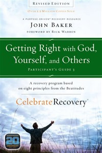 Getting Right with God, Yourself, and Others Participant's Guide 3 - ISBN: 9780310689638