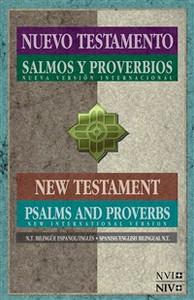 NVI/NIV Nuevo Testamento con Salmos y proverbios - Bilingue - ISBN: 9781623370800