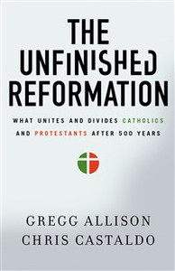 The Unfinished Reformation - ISBN: 9780310527930