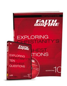 Faith Under Fire Participant's Guide with DVD the - ISBN: 9780310687894
