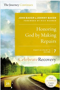 Honoring God by Making Repairs: The Journey Continues, Participant's Guide 7 - ISBN: 9780310083252