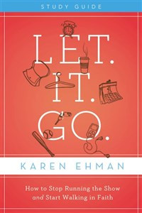 Let. It. Go. Study Guide with DVD - ISBN: 9780310684558