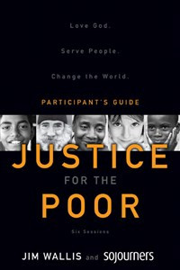 Justice for the Poor Participant's Guide - ISBN: 9780310327875