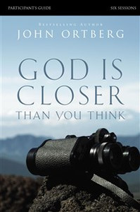 God Is Closer Than You Think Participant's Guide - ISBN: 9780310823391