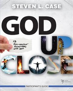 God Up Close Participant's Guide - ISBN: 9780310670445