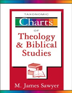 Taxonomic Charts of Theology and Biblical Studies - ISBN: 9780310219934