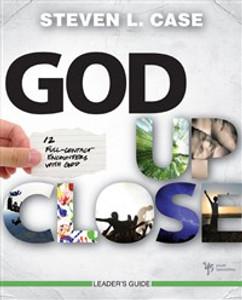 God Up Close Leader's Guide - ISBN: 9780310670438
