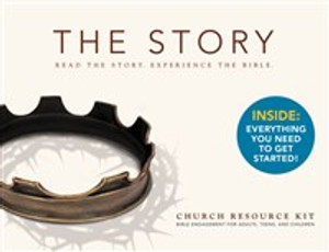 The Story: Church Campaign Kit - ISBN: 9780310941538