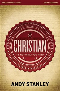 Christian Participant's Guide with DVD - ISBN: 9780310693376