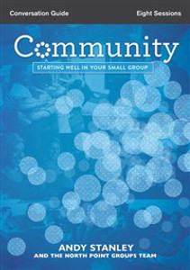 Community Conversation Guide with DVD - ISBN: 9780310816287