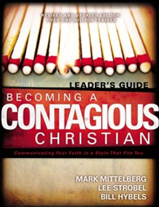 Becoming a Contagious Christian Leader's Guide - ISBN: 9780310257868
