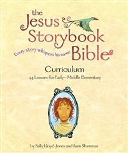 The Jesus Storybook Bible Curriculum Kit - ISBN: 9780310684350