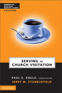 Serving in Church Visitation - ISBN: 9780310241034