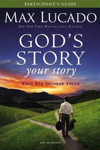 God's Story, Your Story Participant's Guide with DVD - ISBN: 9780310684336