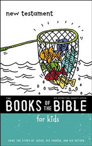 NIrV, The Books of the Bible for Kids: New Testament, Softcover - ISBN: 9780310761310