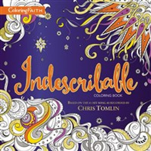 Indescribable Adult Coloring Book - ISBN: 9780310085881