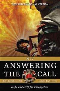 NIV, Answering the Call New Testament with Psalms and Proverbs, Paperback - ISBN: 9780310448938
