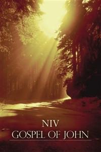 NIV, Gospel of John, Paperback - ISBN: 9781563207495