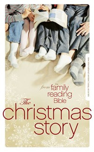NIV, Christmas Story from the Family Reading Bible, Paperback - ISBN: 9780310949725