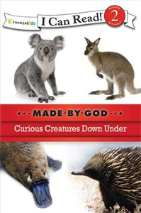 Curious Creatures Down Under - ISBN: 9780310721871
