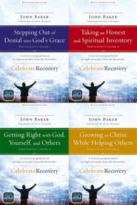 Celebrate Recovery Revised Edition Participant's Guide Set - ISBN: 9780310689676