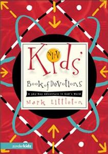 NIrV Kids' Book of Devotions - ISBN: 9780310221302