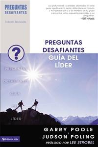 Preguntas desafiantes - Guía para el líder - ISBN: 9780829756456
