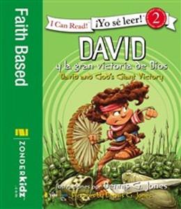 David y la gran victoria de Dios / David and God's Giant Victory - ISBN: 9780829758436