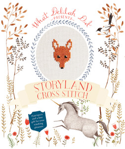 Storyland Cross Stitch: 15 Projects and a Free Gift for Your Stitching Pleasure - ISBN: 9781908449399