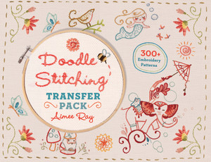 Doodle Stitching Transfer Pack:  - ISBN: 9781454709022