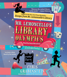 Mr. Lemoncello's Library Olympics:  (AudioBook) (CD) - ISBN: 9780147520364
