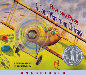 A Long Way from Chicago: A Novel in Stories (AudioBook) (CD) - ISBN: 9780307243201