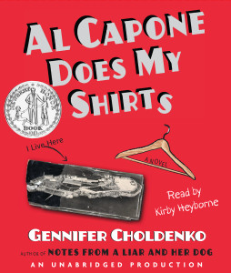 Al Capone Does My Shirts:  (AudioBook) (CD) - ISBN: 9780307582355