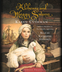 Alchemy and Meggy Swann:  (AudioBook) (CD) - ISBN: 9780307710222
