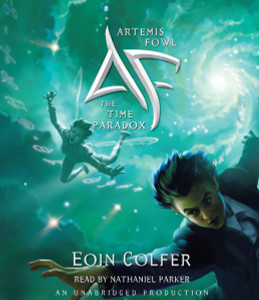 Artemis Fowl 6: The Time Paradox:  (AudioBook) (CD) - ISBN: 9780307711939