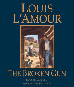 The Broken Gun:  (AudioBook) (CD) - ISBN: 9780307737625