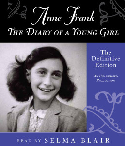 Anne Frank: The Diary of a Young Girl: The Definitive Edition (AudioBook) (CD) - ISBN: 9780307737854