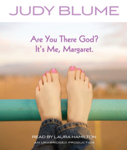Are You There God? It's Me, Margaret.:  (AudioBook) (CD) - ISBN: 9780307745682