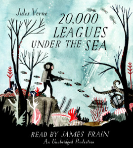 20,000 Leagues Under the Sea:  (AudioBook) (CD) - ISBN: 9780307747938